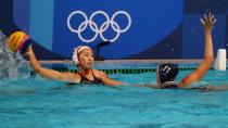 Water Polo - Women - Group B - Japan v United States