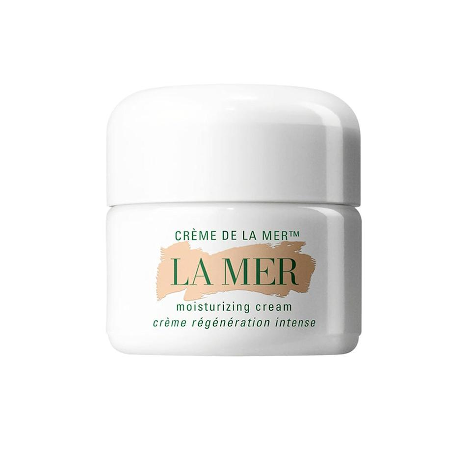 """Nordstrom has a vast selection of <a href=""""https://www.glamour.com/gallery/best-luxury-skincare-products?mbid=synd_yahoo_rss"""">luxurious beauty products</a>, and La Mer moisturizers are among them. They're a definite splurge, but they're also a thoughtful gift for anyone who deserves a little TLC this holiday. $180, Nordstrom. <a href=""""https://shop.nordstrom.com/s/creme-de-la-mer-moisturizing-cream/3057002?"""">Get it now!</a>"""