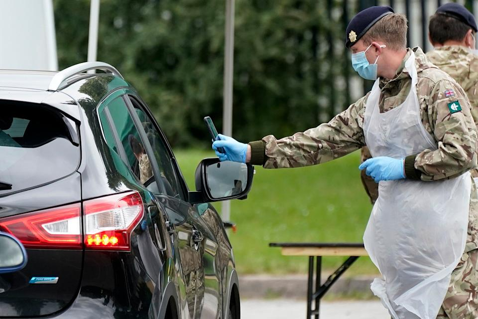 The week ending June 19 also saw the lowest number of deaths involving Covid-19 for 12 weeks (Getty Images)