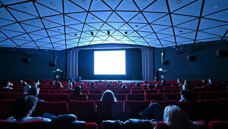 Cinemas reported healthy reservations to see the film (AFP/Glyn KIRK)