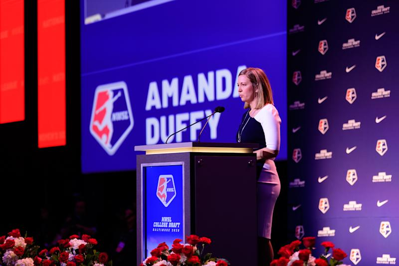 "In a statement Monday, Pride executive vice president Amanda Duffy said the club is withdrawing ""in order to protect the health of all involved in the Challenge Cup."" (Photo by Howard Smith/ISI Photos/Getty Images)"