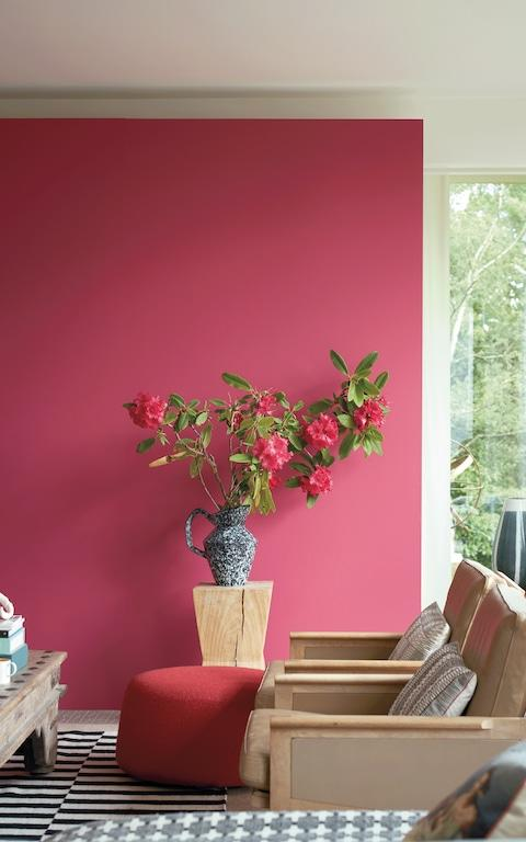 Lake Red from Farrow & Ball - Credit: farrow-ball.com