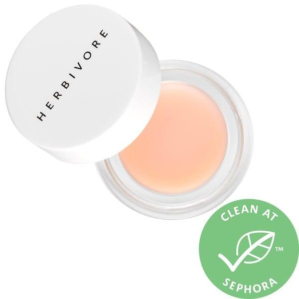 <p>The <span>Herbivore Coco Rose Coconut Oil Lip Conditioner</span> ($16, originally $22) can soothe lips solo, or be layered with other lip colors, too.</p>