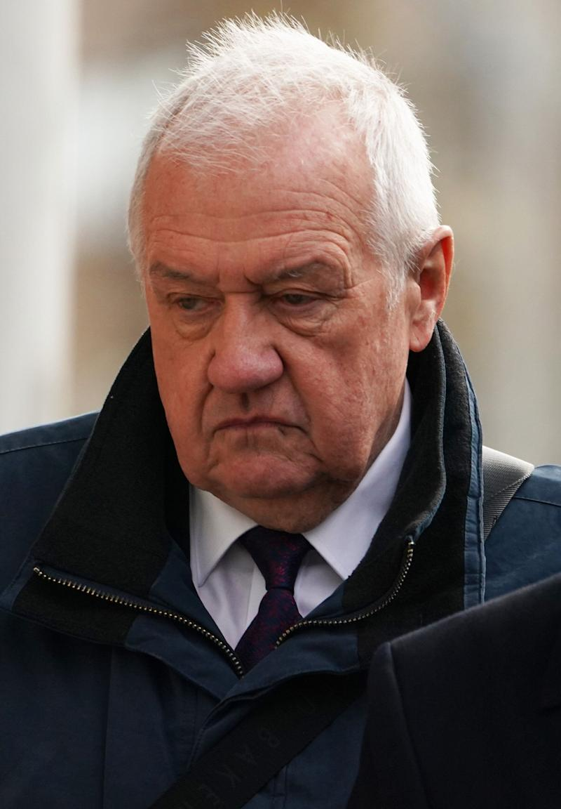 David Duckenfield was match commander at Hillsborough (Photo: PA Wire/PA Images)