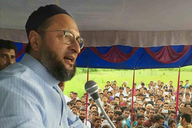 Triple Talaq Bill conspiracy against Muslims: Owaisi