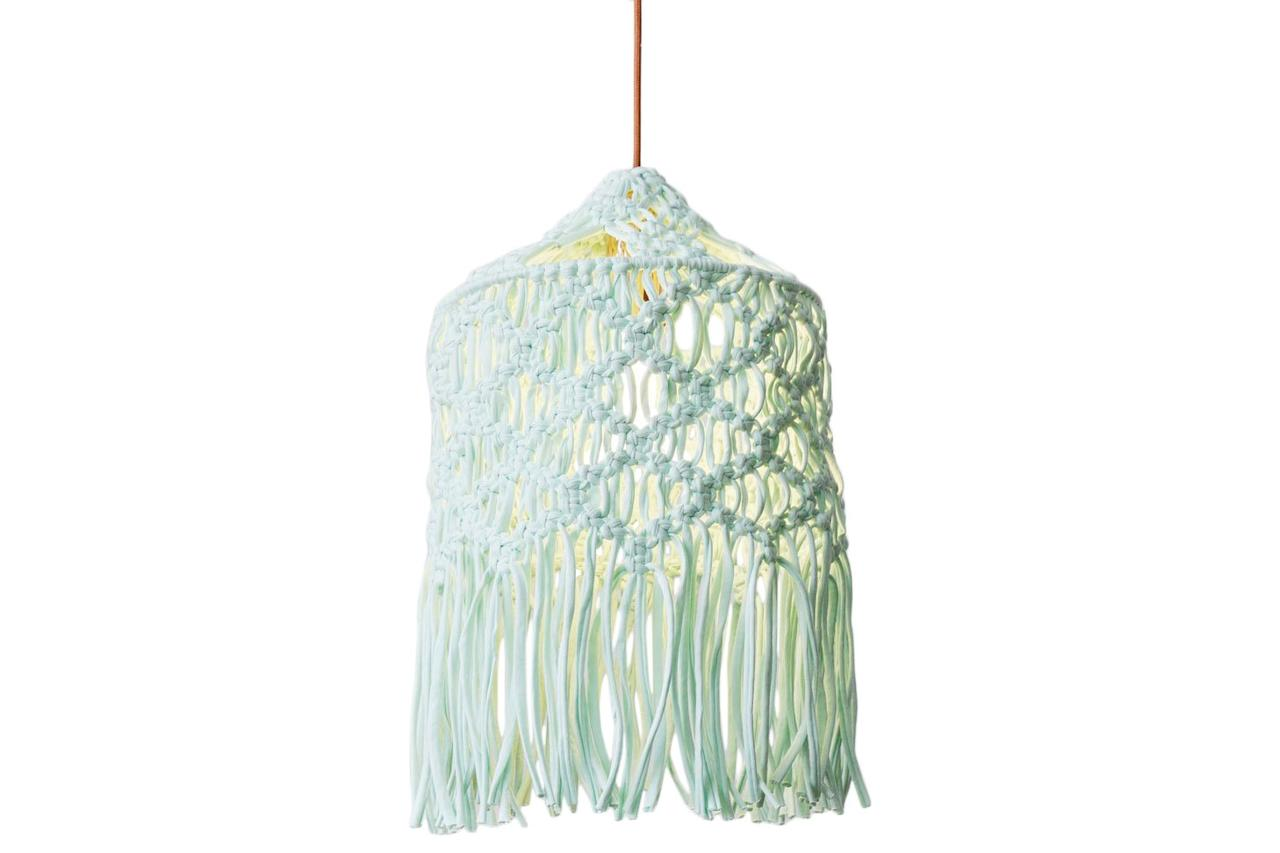 """<p>Get in the hygge spirit and test your knitting skills with this DIY kit. Curl up in your coziest blanket while you wind the needles together, then when your project is complete drape the shade over a lamp to create a warm glow across the room.</p> <p> <strong>To buy:</strong> $38; <a href=""""http://click.linksynergy.com/fs-bin/click?id=93xLBvPhAeE&subid=0&offerid=395590.1&type=10&tmpid=18901&RD_PARM1=https%3A%2F%2Fwww.woolandthegang.com%2Fproduct%2Flights-out-shade%2Fknit-your-own&u1=RSHOMEHyggeLMJan2017"""" target=""""_blank"""">woolandthegang.com</a>.</p>"""