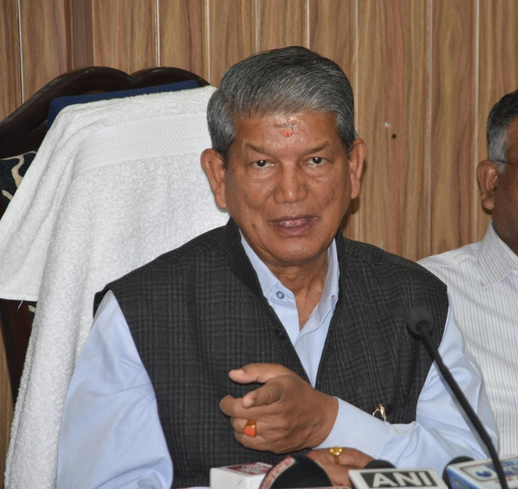 <p></p><p><strong>LOST:</strong> Uttarakhand Chief Minister Harish Rawat on Saturday lost from both the Haridwar (Rural) and Kichcha seats, as the ruling Congress was handed a humiliating drubbing by the BJP in the hill state. Rawat lost the Haridwar by 12,000 votes and the Kichcha seats. His defeat comes as the Congress state unit president Kishore Upadhyay conceded defeat. The BJP is leading in over 55 seats in the state. </p><p>Photo – Getty </p><p></p>