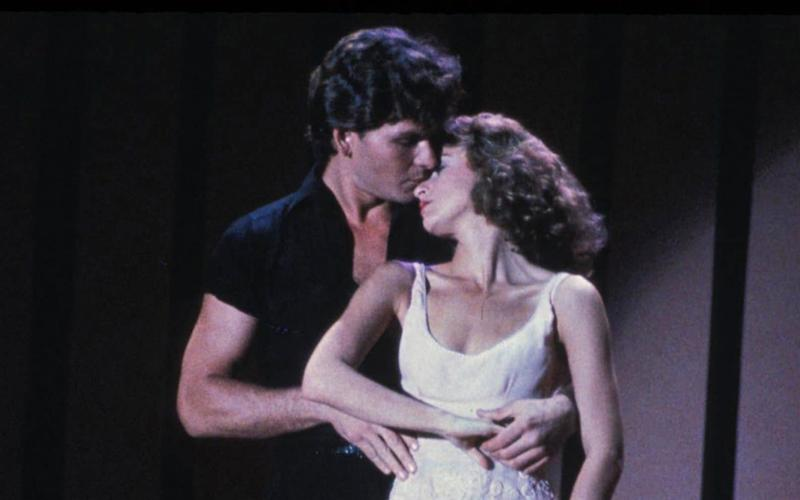 The late Patrick Swayze and Jennifer Grey are dancing in British cinemas once more - Reuters