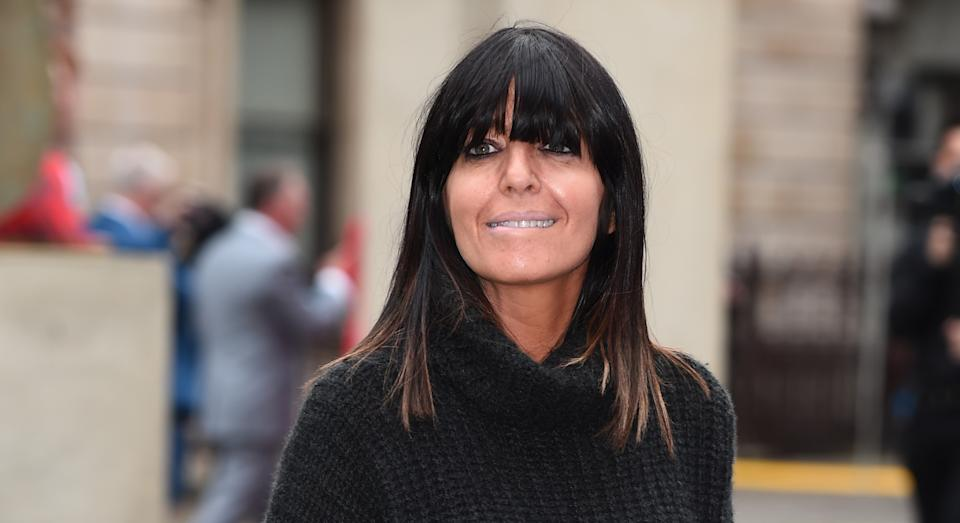 Claudia Winkleman has opened up about her two-decade marriage in a new interview. (Getty Images)