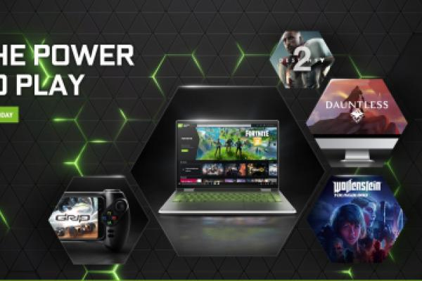 Nvidia launches GeForce Now cloud gaming service at $4.99/month