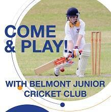 Belmont Junior Cricket Club Registration
