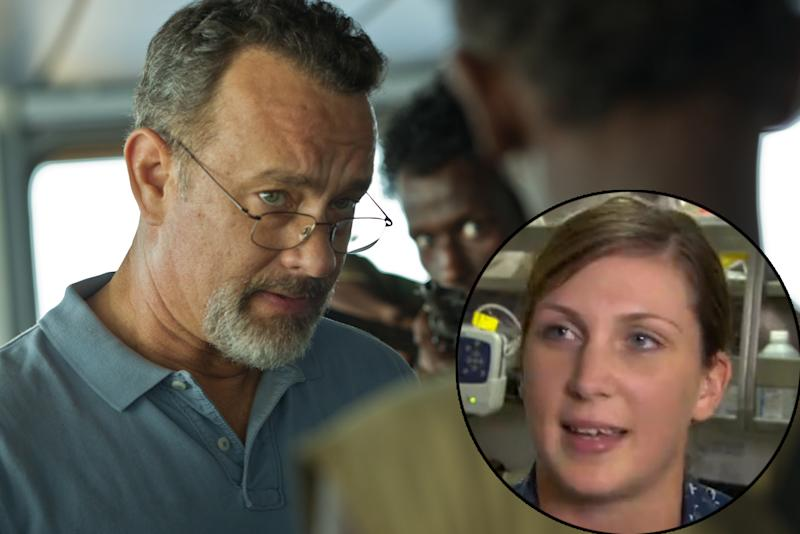 Captain Phillips Navy Seals Shirtless