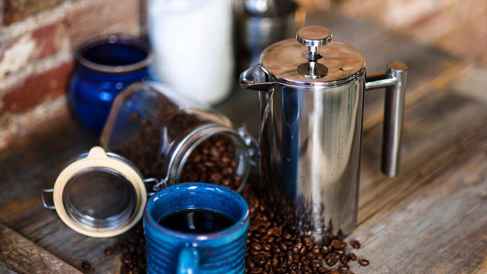The best gifts for men: Sterling Pro Double Wall French Press
