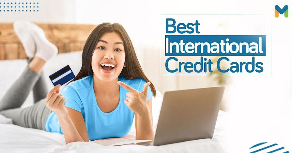 International Credit Cards in the Philippines | Moneymax