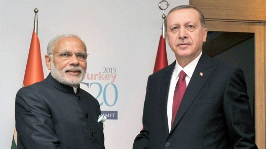 Turkish Prez Erdogan's Visit to India: Here's What to Expect