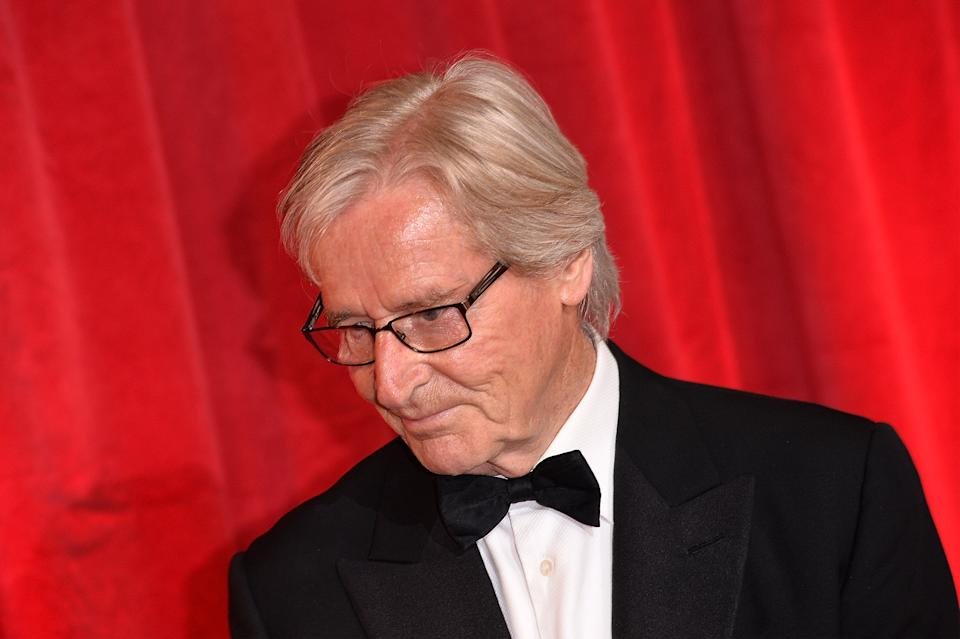 MANCHESTER, ENGLAND - JUNE 03:  William Roache attends The British Soap Awards at The Lowry Theatre on June 3, 2017 in Manchester, England. The Soap Awards will be aired on June 6 on ITV at 8pm.  (Photo by Jeff Spicer/Getty Images)