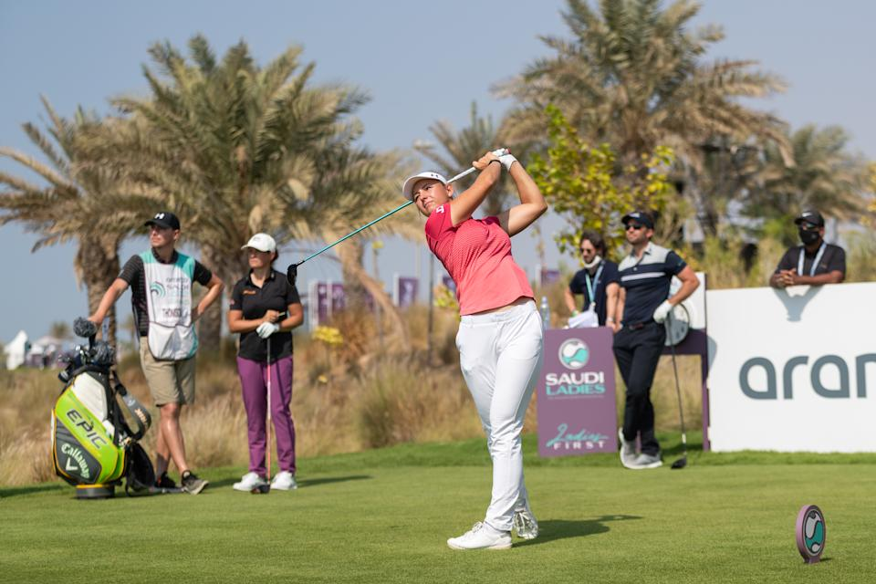 Pedersen, the world No.69, will bid to emulate her Race to Costa del Sol hegemony at Centurion this week