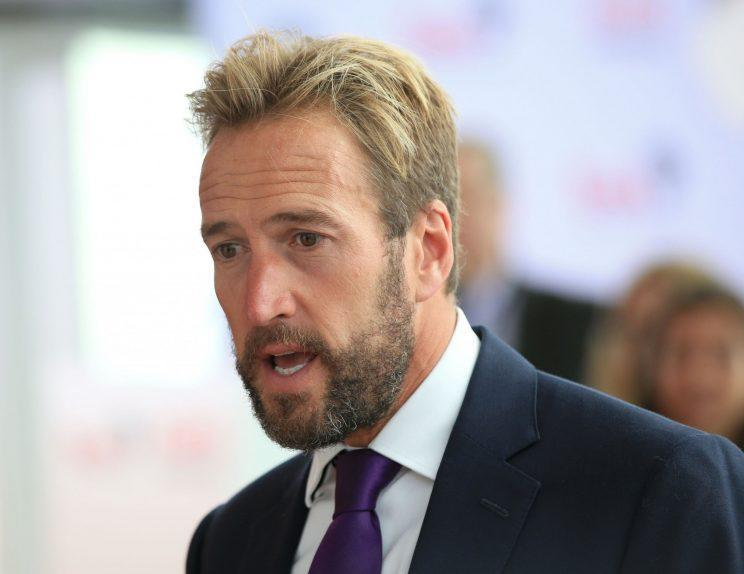 Ben Fogle tried his sister in law's breast milk to cure an eye infection [Photo: PA]