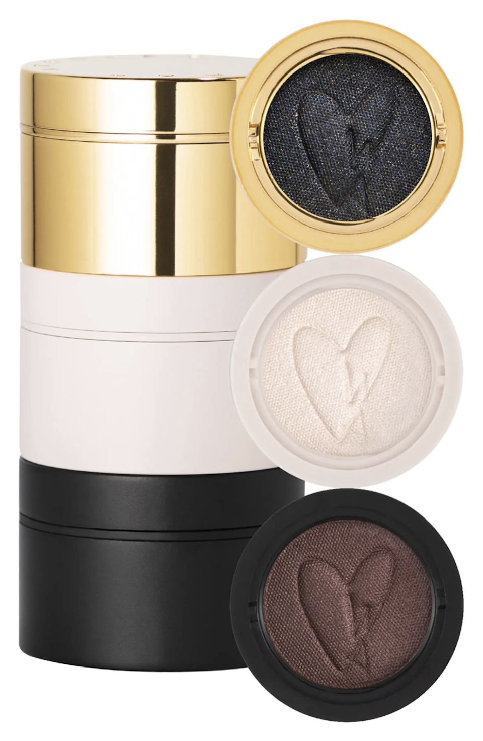 """<h2>Westman Atelier Eye Pods Eyeshadow Trio</h2><br>Short of having makeup artist Gucci Westman on speed dial, these silky, blendable shadows are an easy way to execute quick, effortless glam.<br><br><strong>Westman Atelier</strong> Eye Pods Eyeshadow Trio, $, available at <a href=""""https://go.skimresources.com/?id=30283X879131&url=https%3A%2F%2Fwww.nordstrom.com%2Fs%2Fwestman-atelier-eye-pods-eyeshadow-trio%2F6421150"""" rel=""""nofollow noopener"""" target=""""_blank"""" data-ylk=""""slk:Nordstrom"""" class=""""link rapid-noclick-resp"""">Nordstrom</a>"""