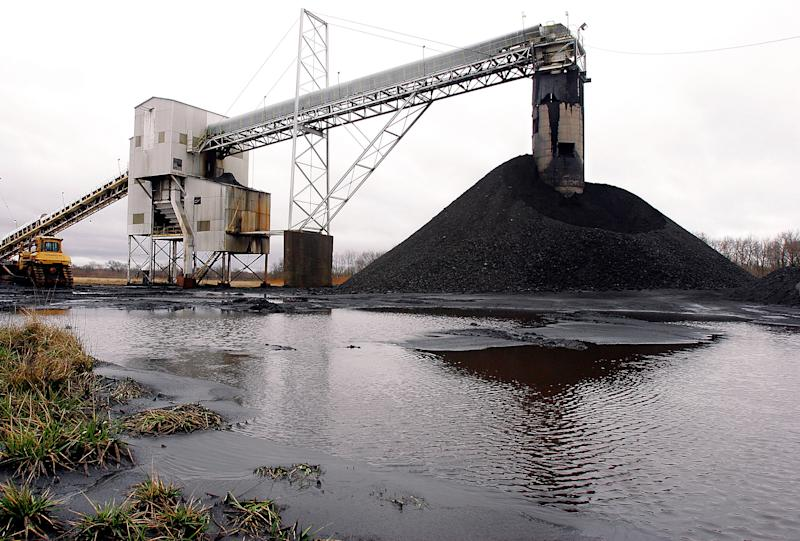 Report: Ill. coal enjoyed record exports in 2012