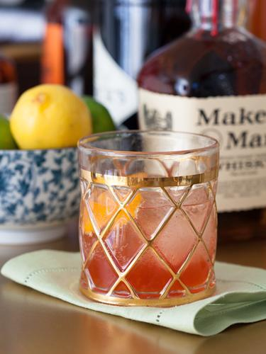 """<div class=""""caption-credit"""">Photo by: Stephanie Stanley</div><div class=""""caption-title"""">Old fashioned</div>First up, if you haven't learned how to mix up this muddled drink, it's time. Not only does an old fashioned require only a few ingredients, but you'll undoubtedly wow the cocktail geek contingent of your crew with your knowledge of this pre-prohibition-era staple. <p> 2 maraschino or brandied cherries, plus 1 for garnish <br> 1 slice orange <br> 2 dashes bitters <br> 1/2 oz simple syrup or similar sweet liqueur <br> 1 1/2 oz bourbon <br> Soda water <br> Orange rind, for garnish </p> <p> Add cherries, orange slice, bitters, and simple syrup to a 12-oz glass. Muddle well with pestle, being sure to crush orange slice. Add bourbon and top with soda water. Roll into a mixing tin and back into glass. Strain over ice in a rocks glass; garnish with brandied cherry and orange rind. </p> <p> <br> </p> <ul> <li> <b><a rel=""""nofollow noopener"""" href=""""http://www.redbookmag.com/recipes-home/tips-advice/party-food-recipes?link=relt&dom=yah_life&src=syn&con=blog_redbook&mag=rbk"""" target=""""_blank"""" data-ylk=""""slk:The 30 Best Party Foods of All Time"""" class=""""link rapid-noclick-resp"""">The 30 Best Party Foods of All Time</a></b> </li> <li> <a rel=""""nofollow noopener"""" href=""""http://www.redbookmag.com/recipes-home/tips-advice/classic-cocktails?link=relt&dom=yah_life&src=syn&con=blog_redbook&mag=rbk"""" target=""""_blank"""" data-ylk=""""slk:6 Classic Cocktails to Sip Now"""" class=""""link rapid-noclick-resp""""><b>6 Classic Cocktails to Sip Now</b></a> </li> </ul>"""