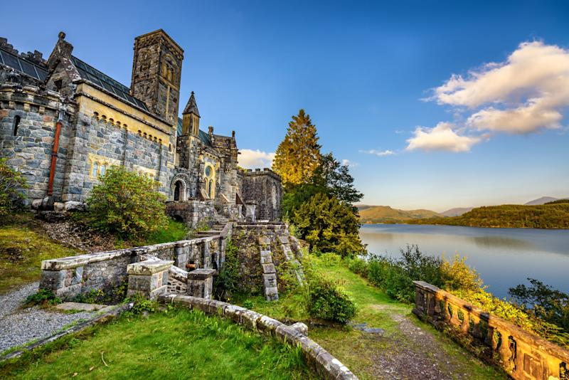 Loch Awe - Credit: ©Nick Fox - stock.adobe.com