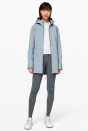 """<p><strong>Lululemon</strong></p><p>lululemon.com</p><p><strong>$228.00</strong></p><p><a href=""""https://go.redirectingat.com?id=74968X1596630&url=https%3A%2F%2Fshop.lululemon.com%2Fp%2Fjackets-and-hoodies-jackets%2FGlyde-Along-Softshell%2F_%2Fprod9200647&sref=https%3A%2F%2Fwww.cosmopolitan.com%2Fstyle-beauty%2Ffashion%2Fg33523619%2Fbest-raincoats%2F"""" rel=""""nofollow noopener"""" target=""""_blank"""" data-ylk=""""slk:Shop Now"""" class=""""link rapid-noclick-resp"""">Shop Now</a></p><p>A modern silhouette like this one will go with any look; plus, it has a convenient phone pocket for more organization. </p>"""