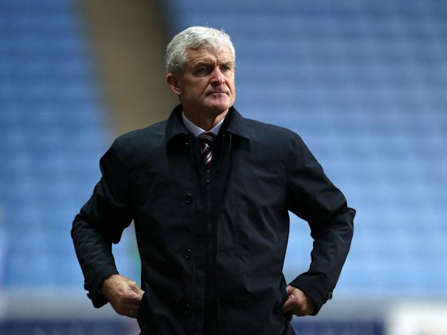 Stoke hope to appoint Mark Hughes replacement before Manchester United clash