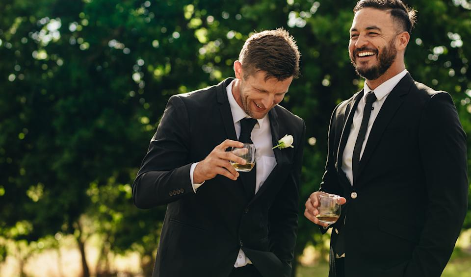 Many commenters have said the bride should let the groom choose his own best man as it was her fault she ended up dating her ex's best friend. Photo: Getty