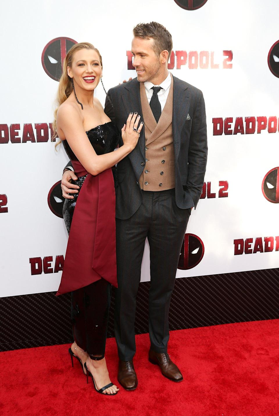 Blake Lively Attempts to Destroy Ryan Reynolds's Heartthrob Status with Her Latest Troll