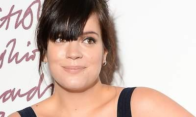 Lily Allen Names Second Baby Marnie Rose