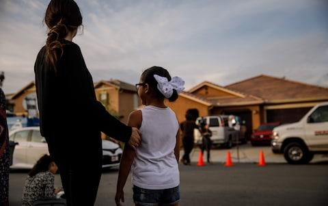 Perris Los Angeles - Credit: Marcus Yam/Los Angeles Times/Getty