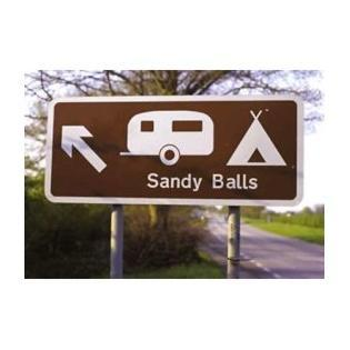 <p>Sandy Balls is probably the most amusing area of Hampshire.</p>