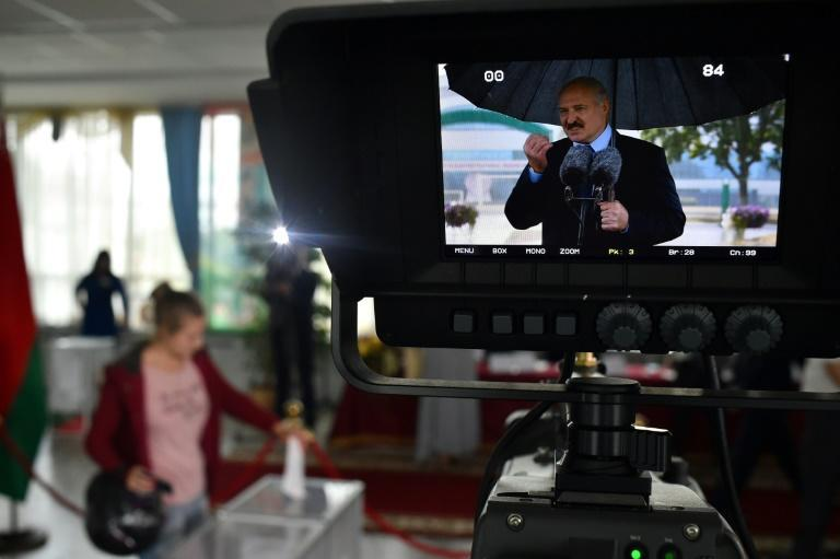 President Lukashenko insists that Belarus is not ready for a woman leader
