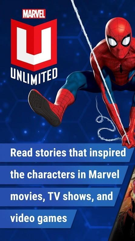best comic book apps marvel1