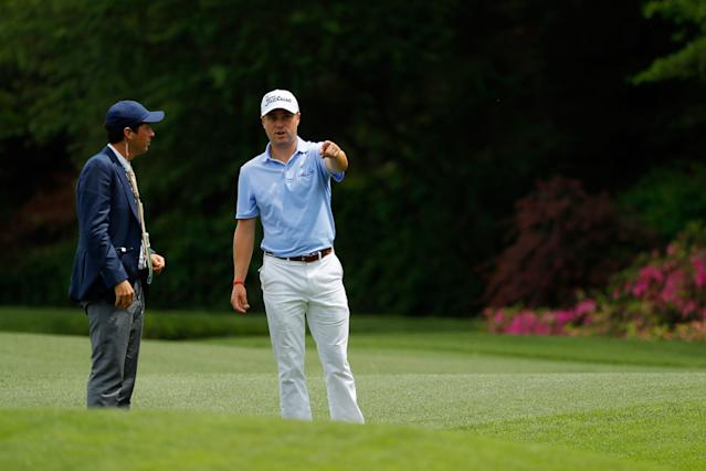 """<div class=""""caption""""> Thomas has been upfront about his issues with the new Rules of Golf and U.S. Open course setups. </div> <cite class=""""credit"""">Kevin C. Cox/Getty Images</cite>"""