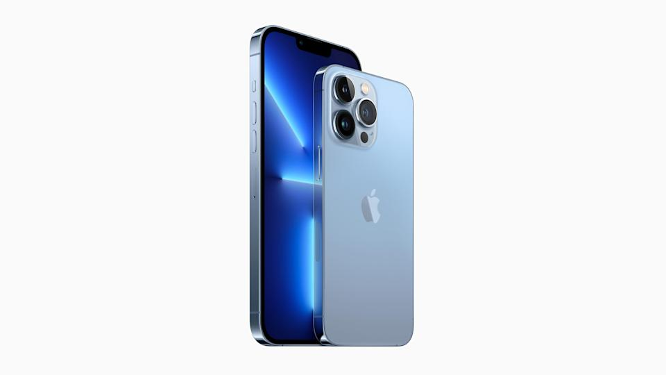 """The iPhone 13 Pro and iPhone 13 Pro Max may be the """"most pro ever"""""""