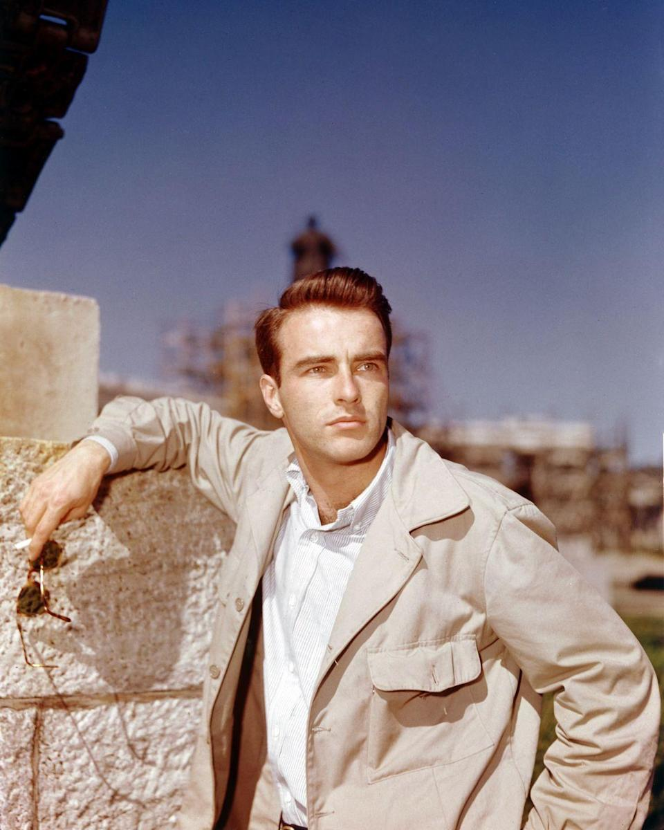 <p>Montgomery Clift was one of the biggest actors in the '50s and '60s. But what is rarely known is that the four-time Academy Award nominee had a twin sister, Roberta. </p>