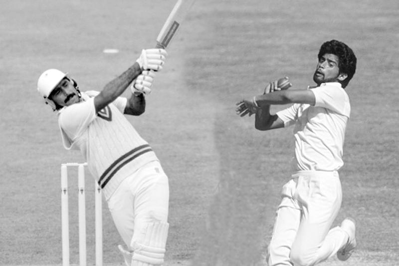 Javed Miandad, Chetan Sharma and the 'Unforgettable' Sharjah Six