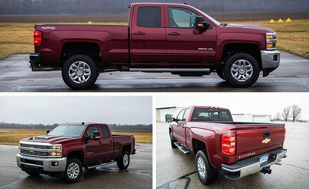 2017 chevrolet silverado 2500hd 4x4 diesel double cab. Black Bedroom Furniture Sets. Home Design Ideas