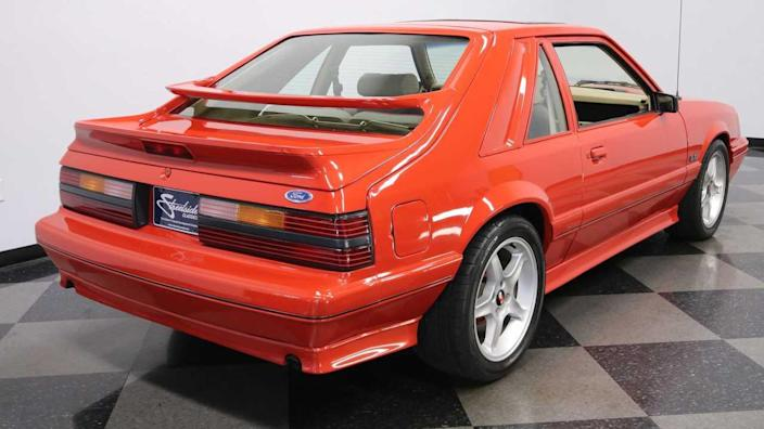 1985 Ford Mustang GT Is An SVO Clone