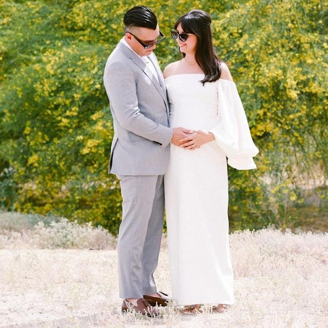 4113c00440efe How to Find the Perfect Maternity Wedding Dress: 10 Tips for Pregnant Brides