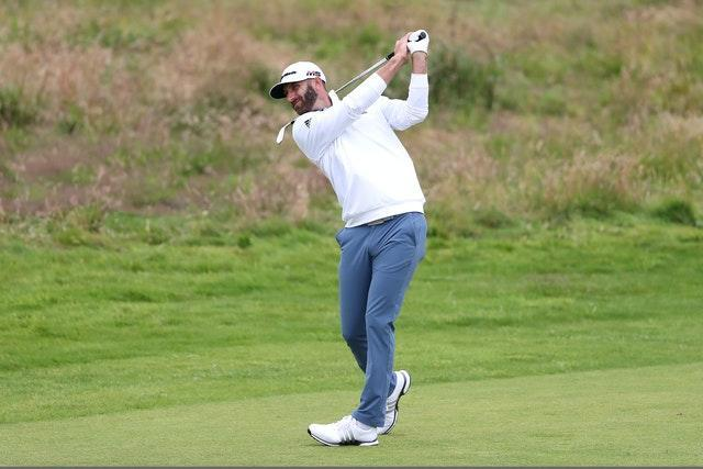 World number one Dustin Johnson is a notable absentee this week.