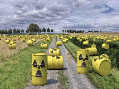 Mansion without a toilet: Towns in Japan seek to house, store nuclear waste out of necessity