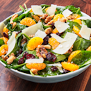 """<p>When it comes to <a href=""""https://www.delish.com/uk/cooking/recipes/g29830208/healthy-salad-recipes/"""" rel=""""nofollow noopener"""" target=""""_blank"""" data-ylk=""""slk:summer salads"""" class=""""link rapid-noclick-resp"""">summer salads</a>, this one takes the cake. The mandarin oranges give it a burst of freshness while the Parmesan gives it a bite of sharpness and nuttiness. Its homemade poppy seed vinaigrette (super-simple!) is unbelievably addicting and takes this salad to the next level</p><p>Get the <a href=""""https://www.delish.com/uk/cooking/recipes/a32846762/mandarin-orange-salad-recipe/"""" rel=""""nofollow noopener"""" target=""""_blank"""" data-ylk=""""slk:Mandarin Orange Salad"""" class=""""link rapid-noclick-resp"""">Mandarin Orange Salad</a> recipe.</p>"""