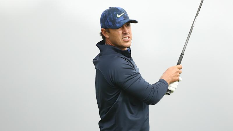 I like my chances...he's only won one: Koepka sets the PGA battle lines for Johnson