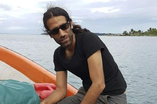 Behrouz Boochani won Australia's most valuable literary prize but could not accept it as he is living in detention on Manus Island in Papua New Guinea