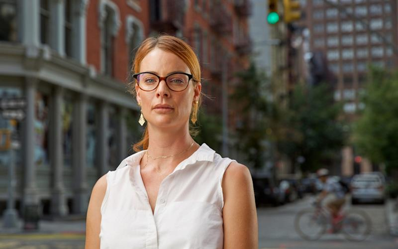 Sarah Ransome says she was 22 when she was approached in a Manhattan bar by a woman who lured her into a trip to Jeffrey Epstein's Caribbean island - LIS