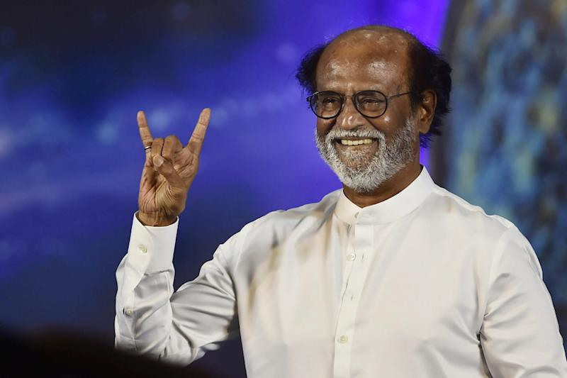 Rajinikanth's fans will reportedly do a puja at the temple on Sunday.