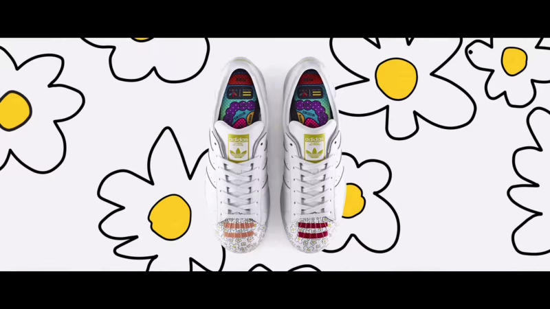 check out 1b22c a83e3 Adidas and Pharrell Williams reveal Supershell collection